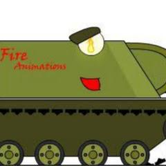 Photo Profil Youtube Fire Animations – Мультики про танки