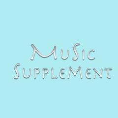 MusicSupplementミュージックサプリメント