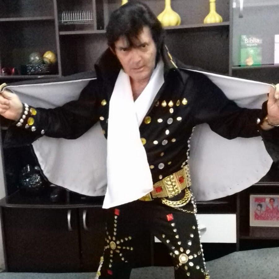 Leudo Ferreira Elvis Cover - YouTube