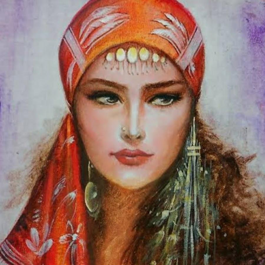 Kashmiri beauty secrets - YouTube
