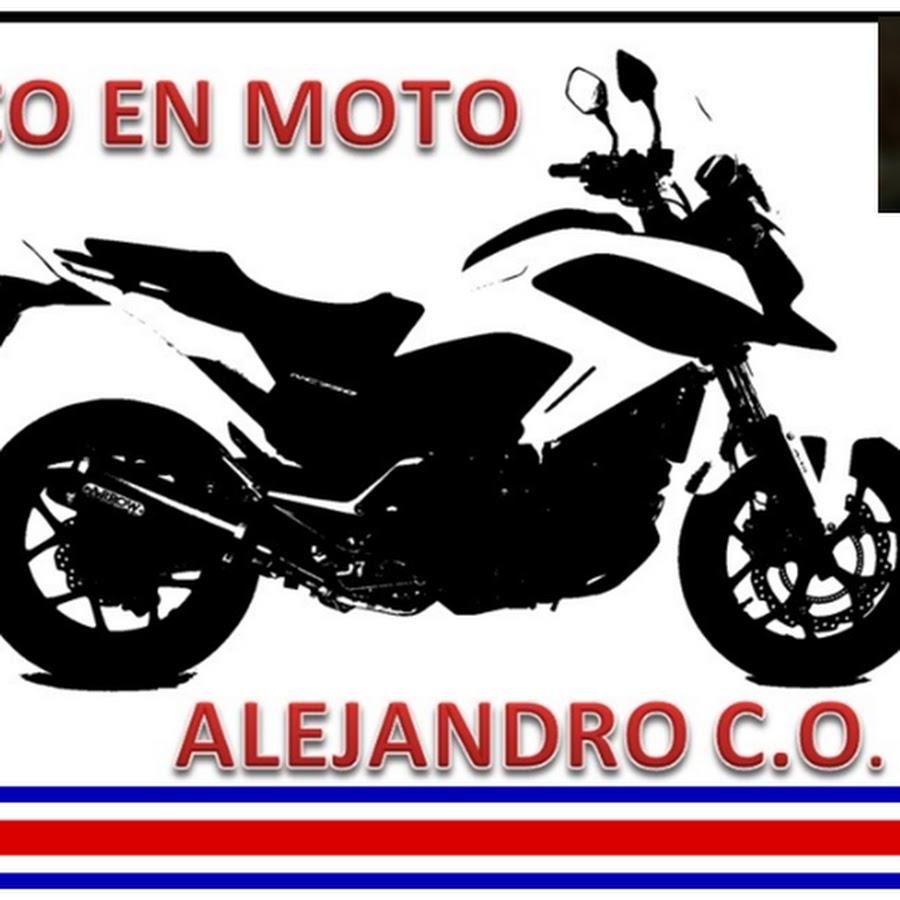 tico en moto