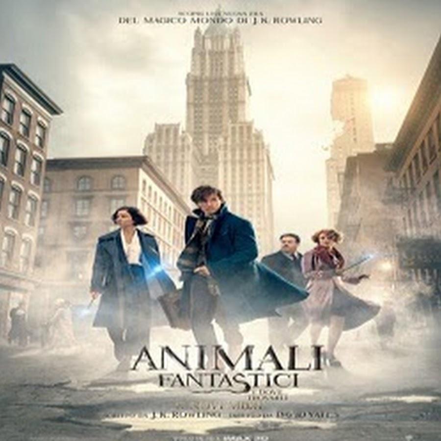 Animali Fantastici E Dove Trovarli Film Completo Youtube