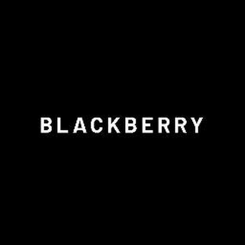 Logo for BLACKBERRY DC