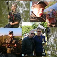 Fishing team Banie