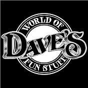 Dave's World of Fun Stuff net worth