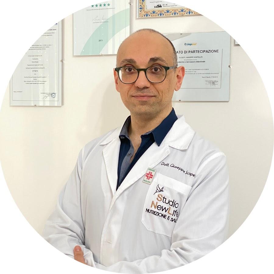 Dott Giuseppe Scopelliti Nutrizionista Studio Newlife Nutrizione E Salute Youtube