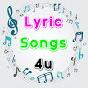 LyricSongs4u - Youtube