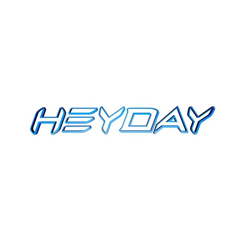 Logo for heyday cover dance team