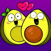 Avocado Couple I Crazy Comics net worth