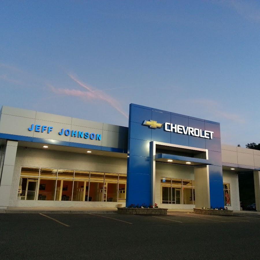 Jeff Johnson Chevrolet Youtube