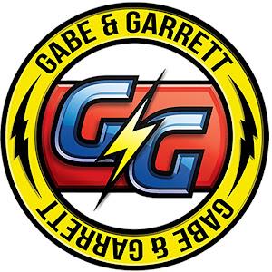 Gabe and Garrett
