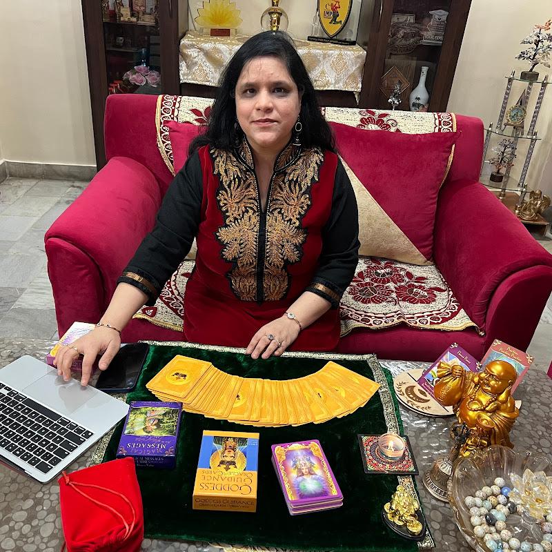 Tarot Card Reader Monica Agarwal