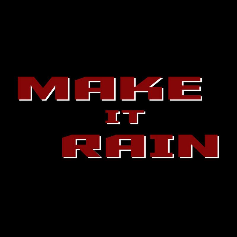 Logo for MAKE IT RAIN
