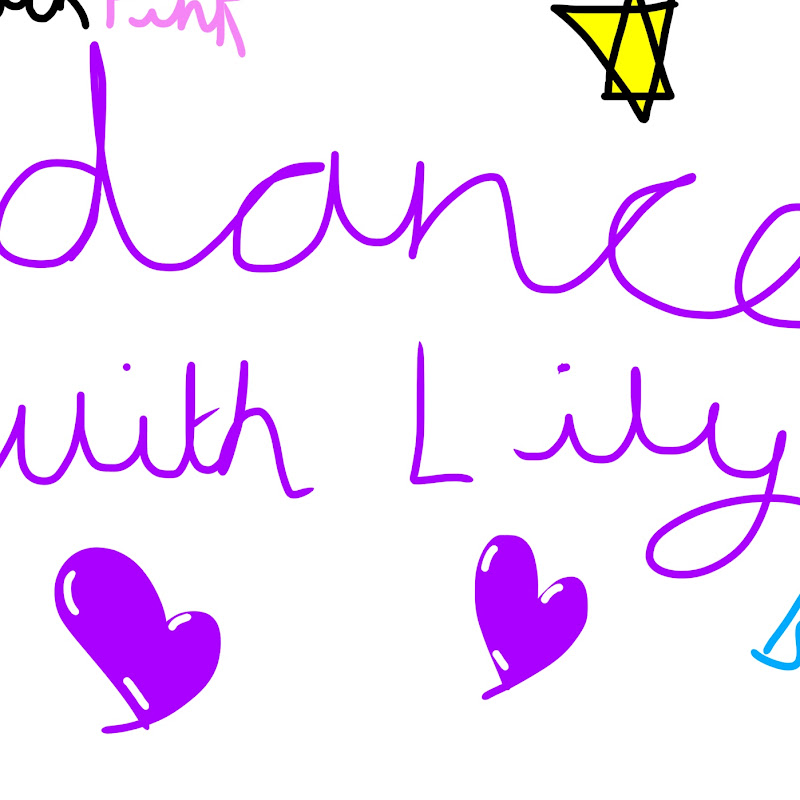 Logo for Dance with Lily