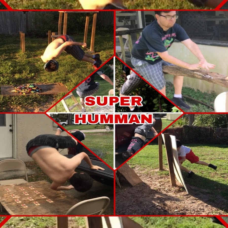 Super Humman Youtube Find ways to break the ice, topics to bond over. super humman youtube