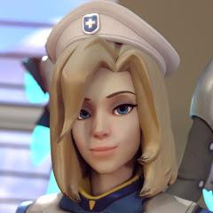 Mercy Combat Medic Ziegler