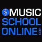 MusicSchoolOnline.com - Youtube
