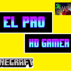 Photo Profil Youtube ElProXD Gamer_1234