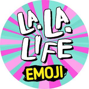 La La Life Emoji