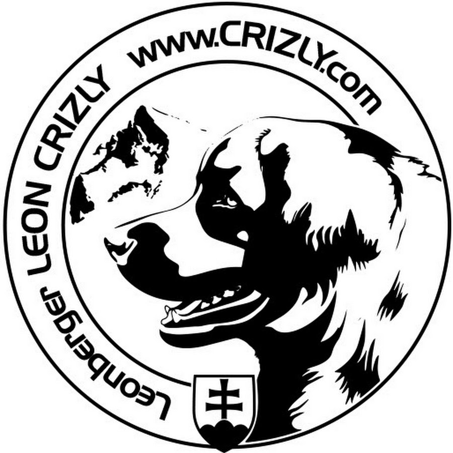 Leonberger Leon CRIZLY