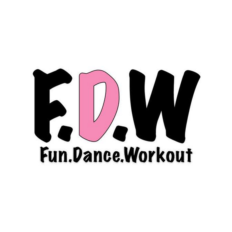 Logo for fun dance workout