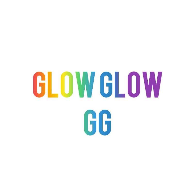 Logo for Glow glow gg