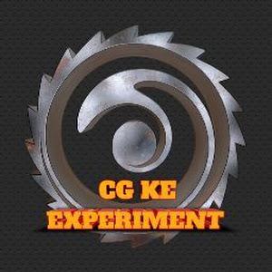 CG KE EXPERIMENT