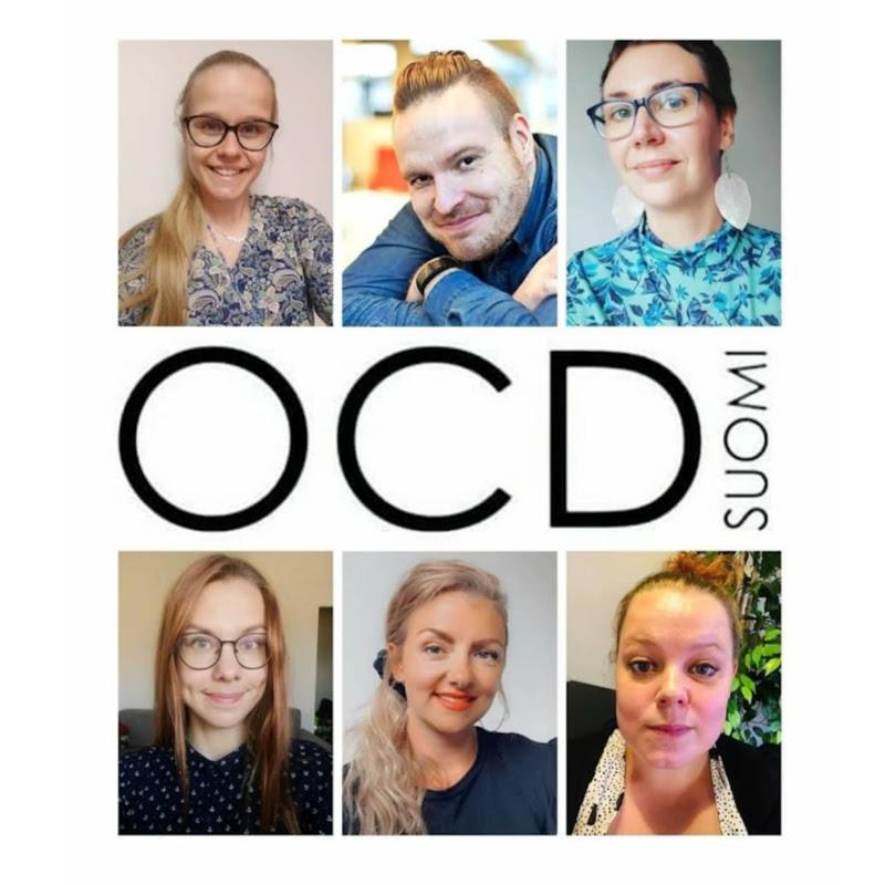 OCD SUOMI: Et Ole Yksin