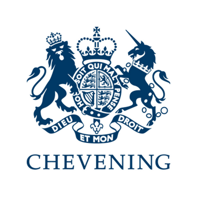 Logo for Chevening Indonesia and Timor-Leste