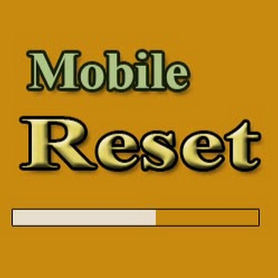 Mobile Reset