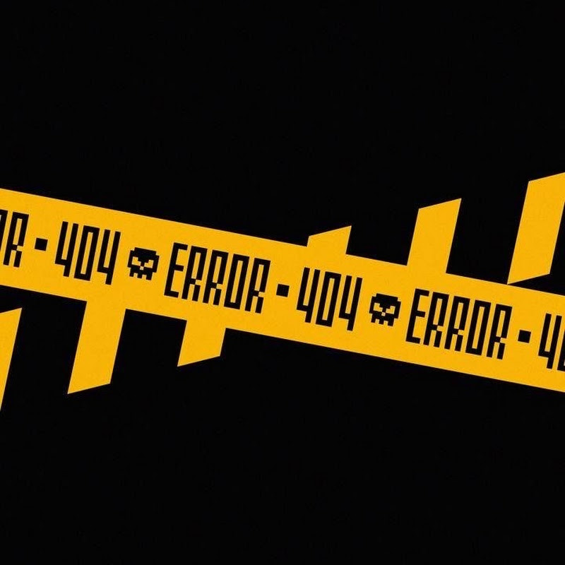 Logo for Error 404