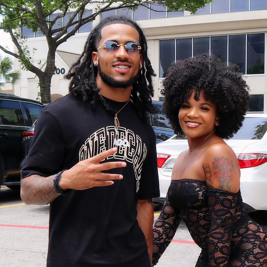 Janae and Derrick