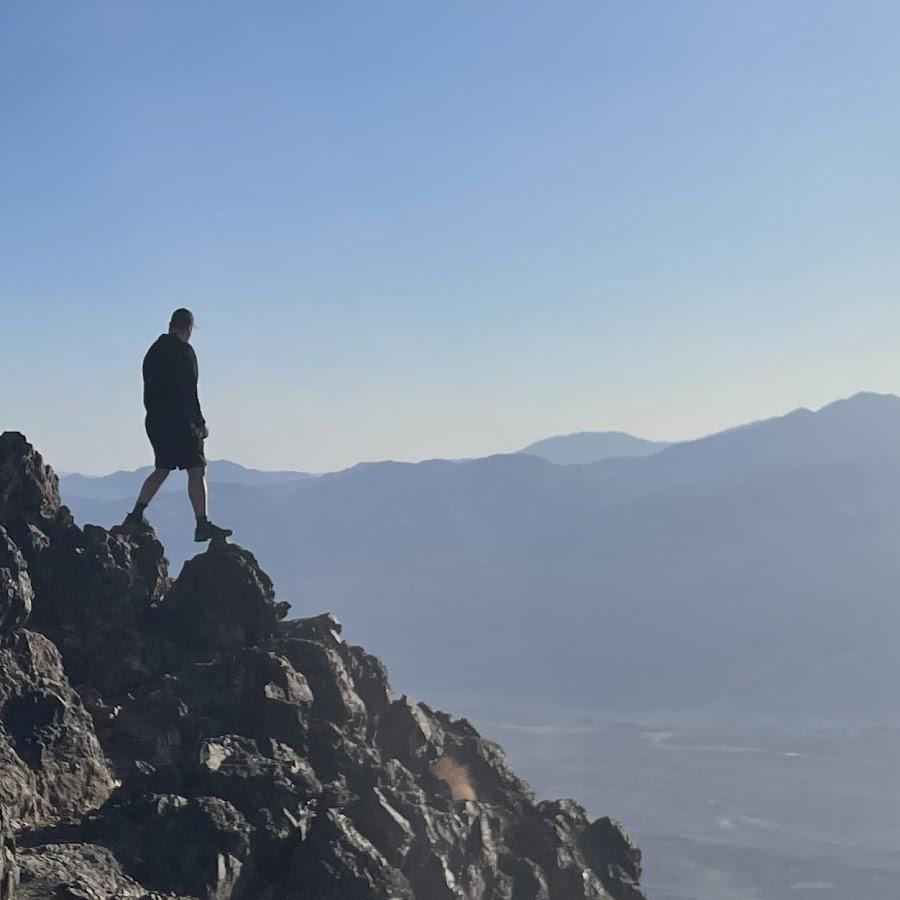 The Hiking Bigfoot