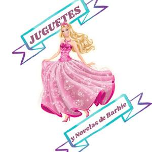 JUGUETES y Novelas de Barbie
