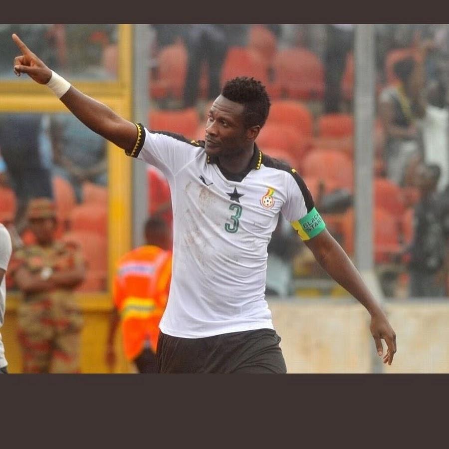 Asamoah Gyan Official