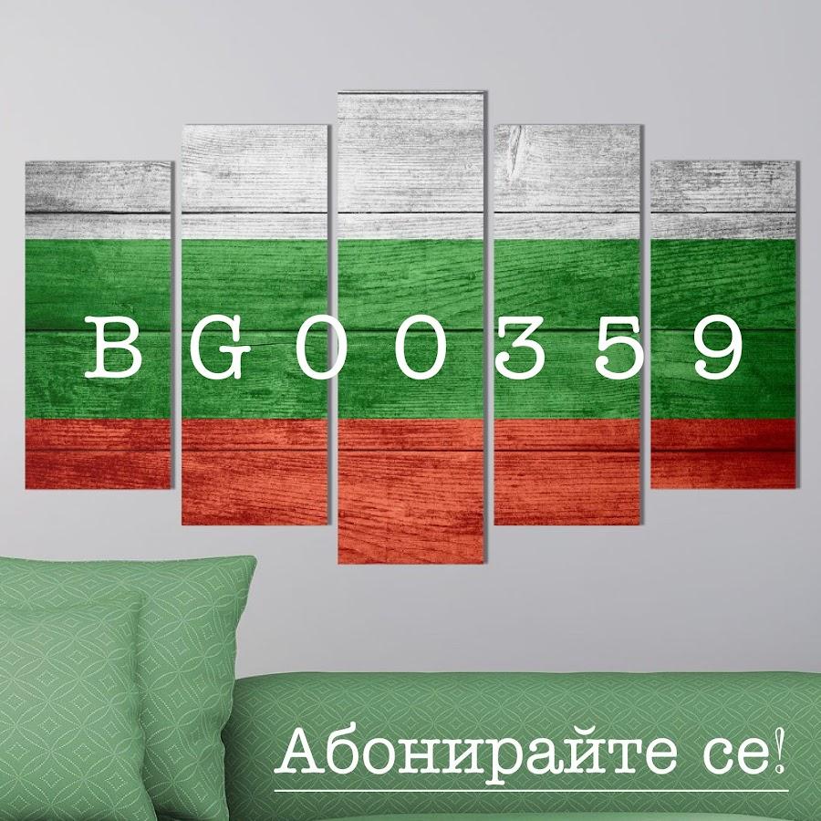 BG00359 YouTube channel avatar