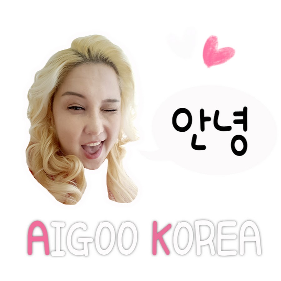 Блондинка в Корее