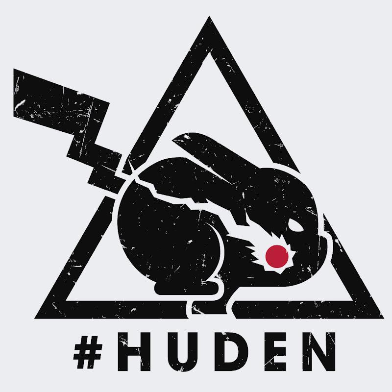 Logo for HUDEN Crew