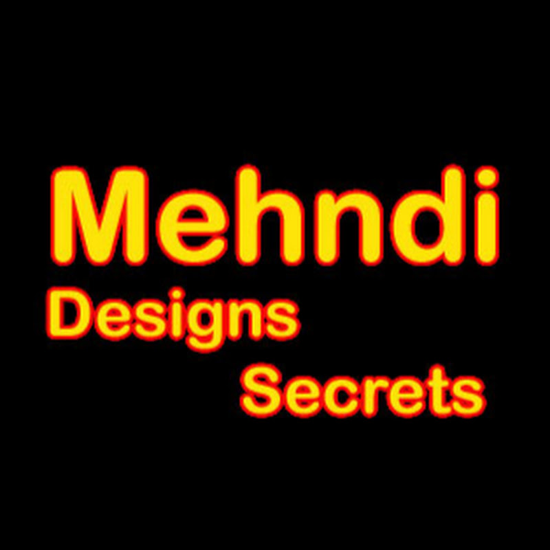 Mehndi Designs Secrets