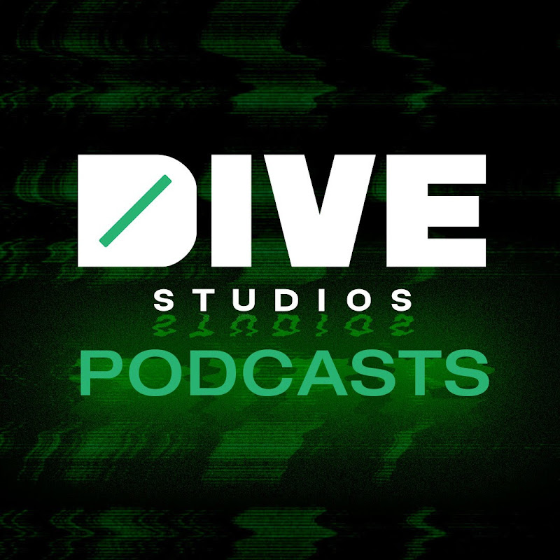 Logo for DIVE Studios Podcasts