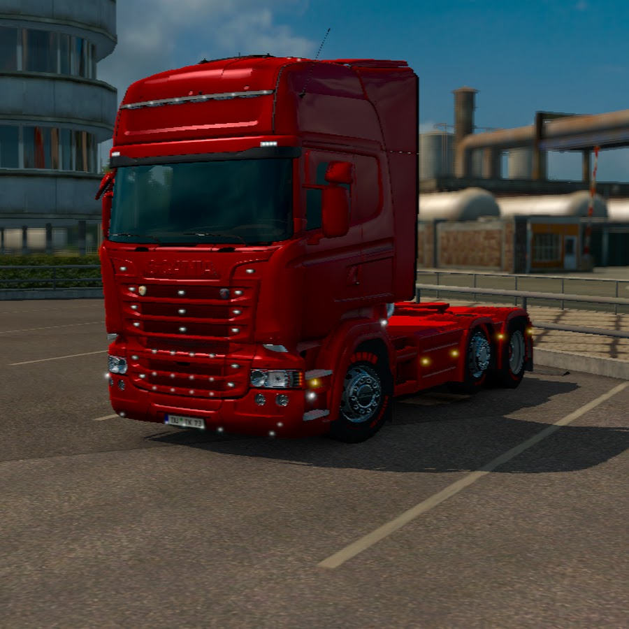 euro trukc simulator 2