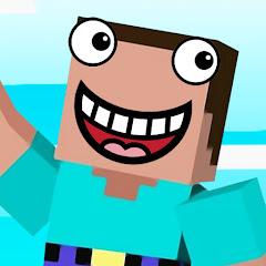Smiling Noob - Minecraft