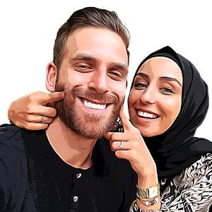 Jasmine & Dawoud