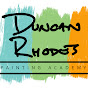 Duncan Rhodes Painting Academy - Youtube