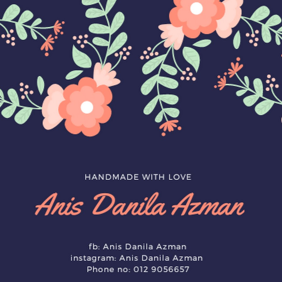 Anis Danila Craft