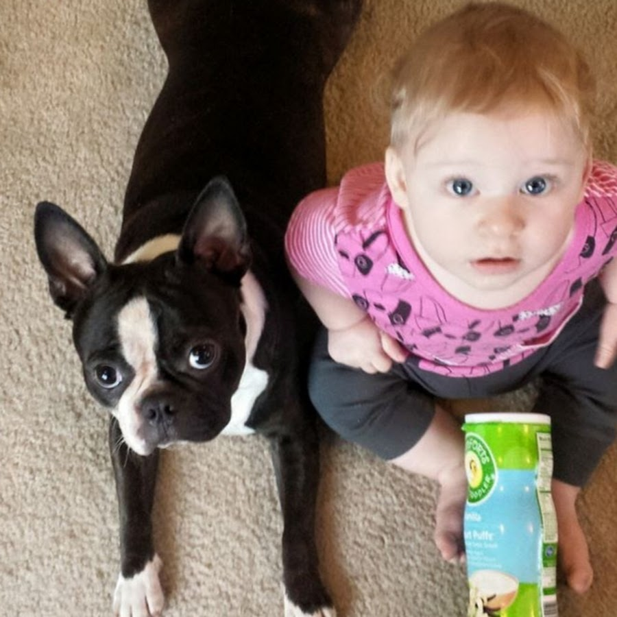 Boston and a Tot