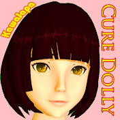 Organic Japanese with Cure Dolly Avatar