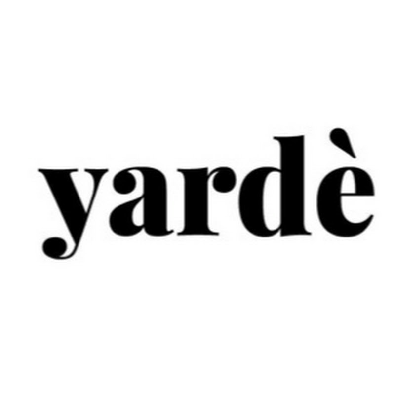 Yardè Skincare YouTube