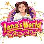 عالم جنى - Jana's World