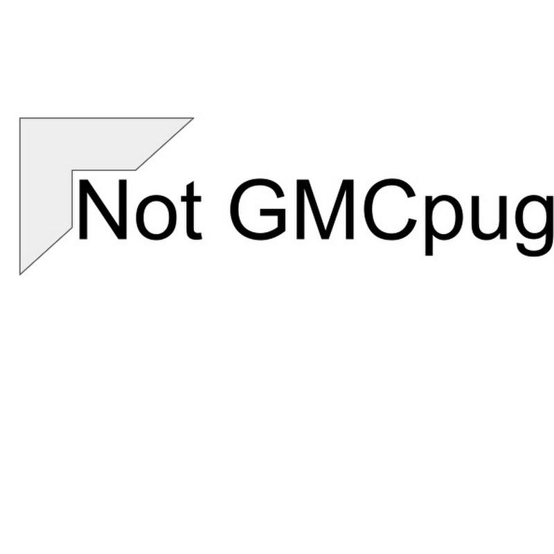 Not GMCpug (not-gmcpug)